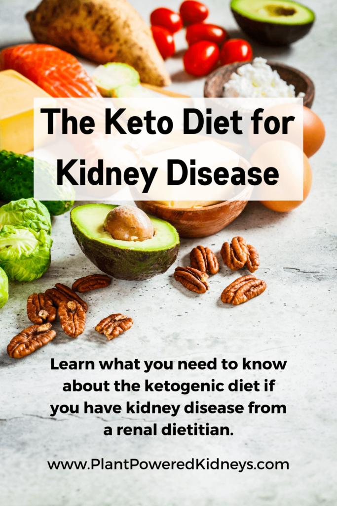Keto Diet for Kidney Disease