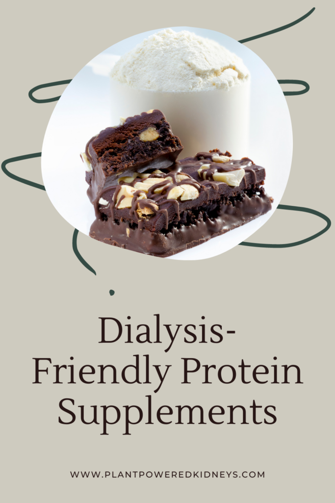 Dialysis-Friendly Protein Supplements (link to blog)